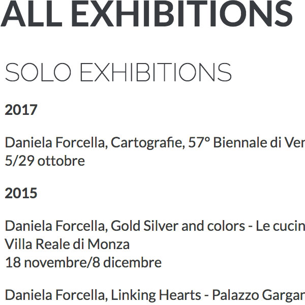 ALL EXHIBITIONS